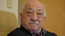 """Türkei fordert von Amerika """"konkrete Schritte"""" zur Gülen-Auslieferung"""