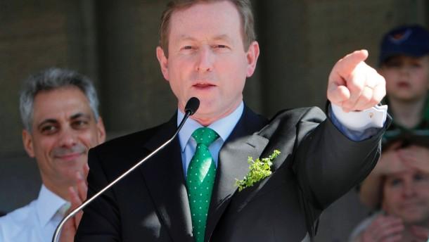 Ein irischer Balanceakt