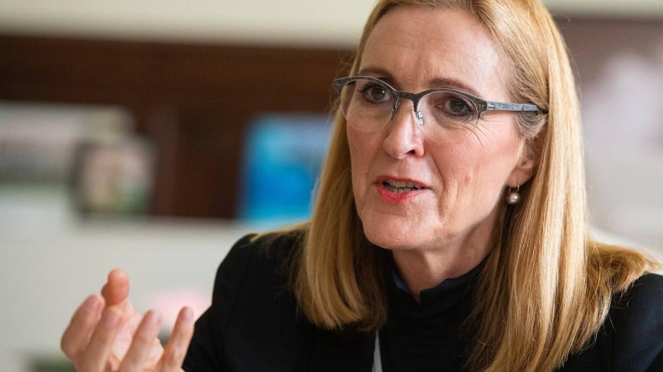 Die Berliner Generalstaatsanwältin Margarete Koppers am 26. Februar 2020.
