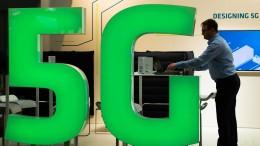 5G-Frequenzen für knapp 6,6 Milliarden versteigert