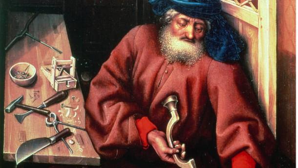 Josef, der Handwerker