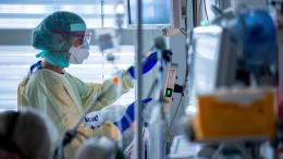 Im Schnitt nur noch drei Intensivbetten pro Krankenhaus frei