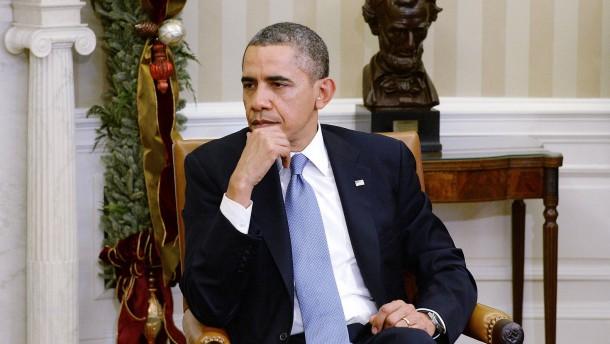 Obama droht mit Veto gegen neue Iran-Sanktionen