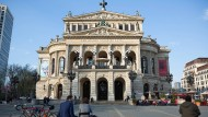 Alte Oper in Frankfurt: Gibt es bald einen neuen Intendanten?