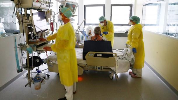 Knapp 19.000 Neuinfektionen – die Inzidenz sinkt weiter