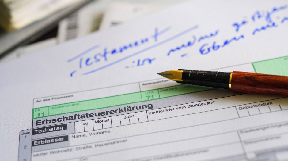 Neue Steuerlast: Mehr Jobs mit neuer Erbschaftsteuer?