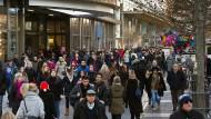 Mehr denn je: Frankfurts Einwohnerzahl ist gestiegen.