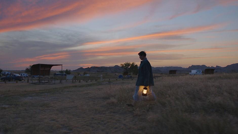 Amerikas Nomaden lassen sich durch großartige Landschaften und das Klima lenken.