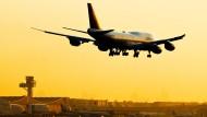 Flugzeugbauer Boeing hat Schwierigkeiten