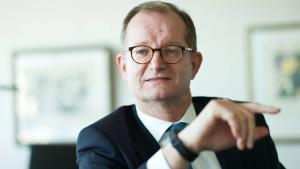 Commerzbank-Chef weist Spekulationen über Verkauf zurück