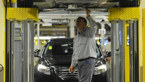 General Motors plant tiefe Einschnitte bei Opel
