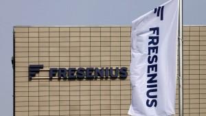 Fresenius rüstet Kliniken auf