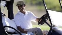 Obama auf Martha's Vineyard: Der Urlaub hätte der längste seiner Präsidentschaft werden sollen