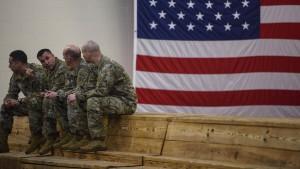 Irakisches Parlament fordert Abzug amerikanischer Soldaten