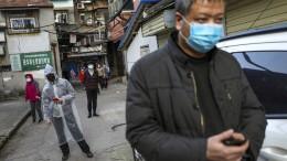 Vorsichtiges Aufatmen in China - dramatische Lage in Italien
