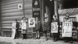 Warum Berlin weit davon entfernt ist, Weimar zu sein