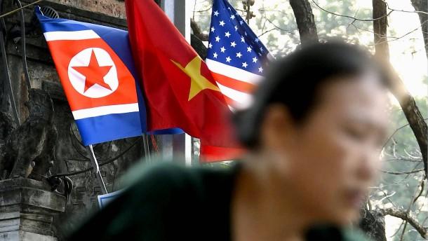 Trump schließt amerikanischen Truppenabzug aus Südkorea aus