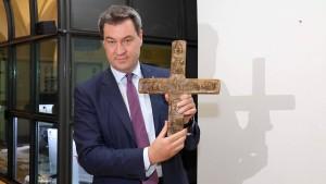 """""""Söders Entscheidung für das Kreuz war notwendig"""""""