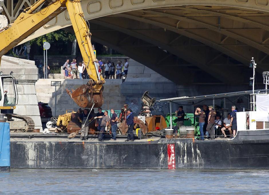 Unglück Auf Der Donau