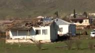 Viele Tote bei Kämpfen in Bergkarabach