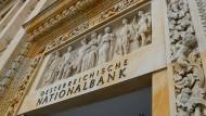 Die Österreichische Nationalbank (OeNB) in Wien