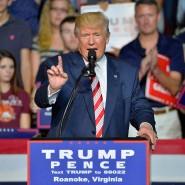 Will die Steuern drastisch senken: Der republikanische Präsidentschaftskandidat Donald Trump