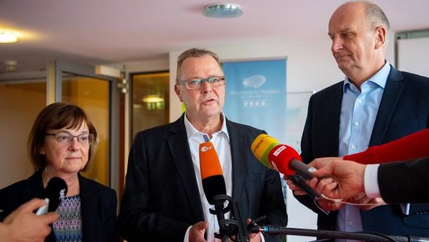 Brandenburger Kenia-Koalition steht