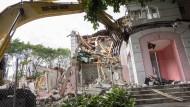 Pablo Escobars Villa in Florida abgerissen