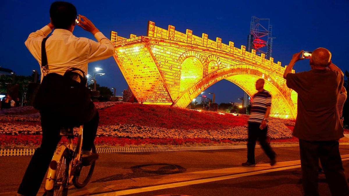 An Chinas Gürtel-und-Straße-Initiative verdient allein China