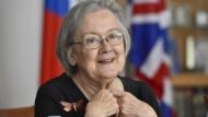 Brenda Hale, Präsidentin des Supreme Court Großbritanniens
