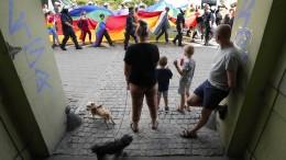 """Weitere Region in Polen hebt """"LGBT-Ideologie-freie"""" Zone auf"""