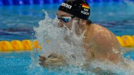 Titelverteidigung verpasst: Marco Koch wird über 200 Meter Brust Zweiter – und zieht seine Lehren daraus.