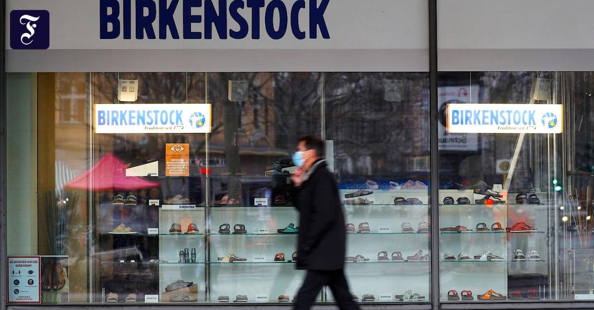 Neue Eigner sollen Birkenstock in Asien bekannter machen - FAZ - Frankfurter Allgemeine Zeitung