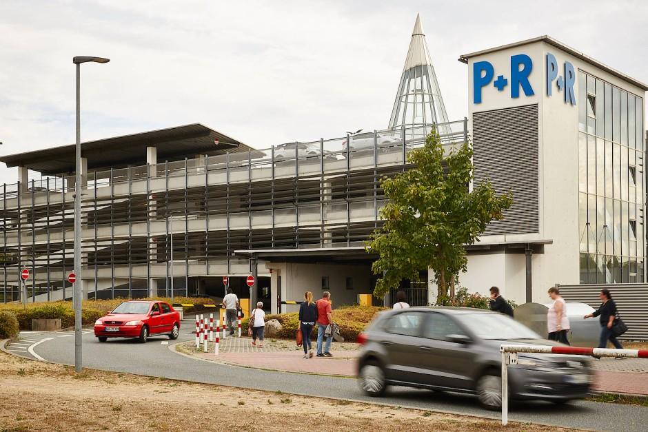 Park Ride Frankfurt