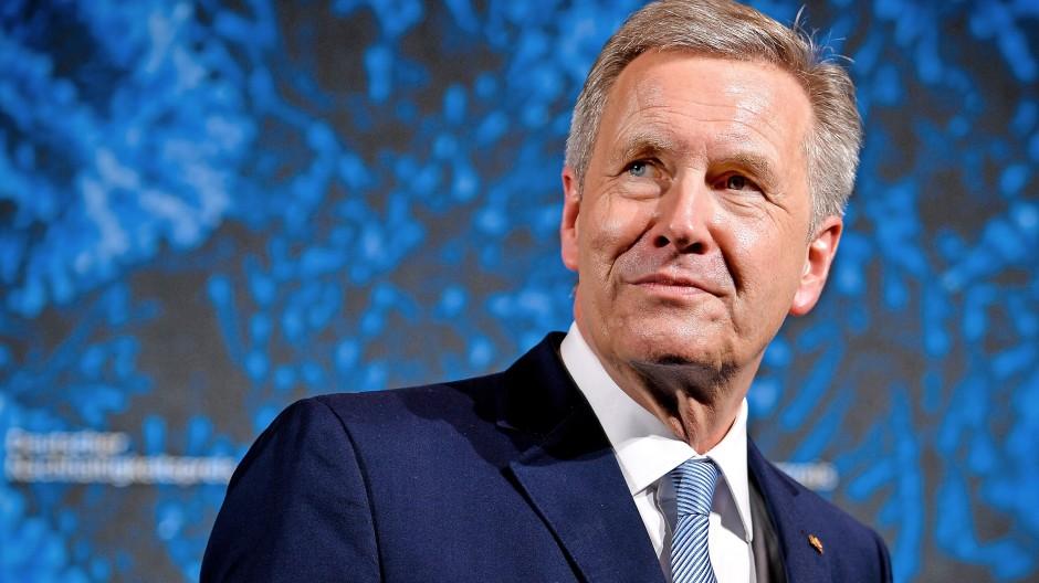 Soll helfen, einen neuen DOSB-Präsidenten zu finden: Christian Wulff