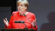 Merkel: Wir wollen die Gigabit-Gesellschaft