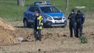 Weltkriegsbombe in Wiesbaden entschärft