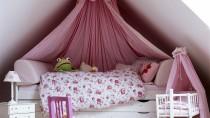 Wohnfläche richtig bemessen? Kinderzimmer in rosarot