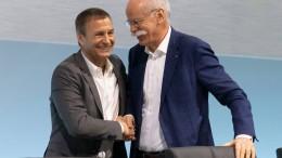 Daimler findet neuen Finanzvorstand