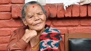Überleben mit Lepra