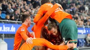 Werder ist der bessere Nordklub