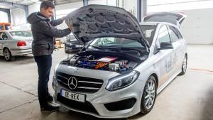 Auf dem Weg zum intelligenten Auto