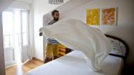 Der Fiskus ist Airbnb und Uber auf der Spur