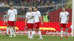 Italiens Last-Minute-Tor besiegelt Polens Abstieg