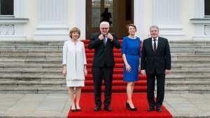 Ist Steinmeier schon Präsident?