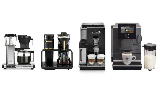 Die machen den Kaffee automatisch