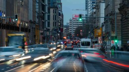Berlin verhängt Diesel-Fahrverbote in der Innenstadt