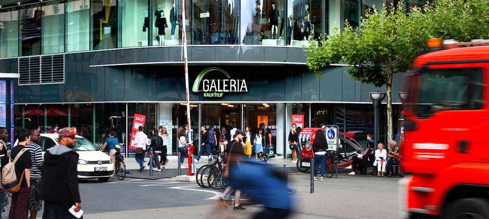 1c6c84e81b Signa gewinnt volle Kontrolle über Galeria Karstadt Kaufhof