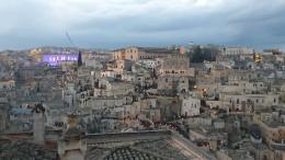 Matera ist neue Kulturhauptstadt