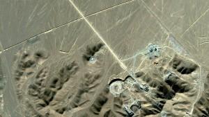 Medien: Westen fordert Schließung von Atomanlage